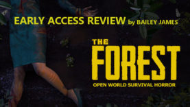 The Forest Early Access Review