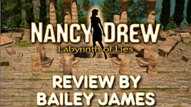 Nancy Drew Labyrinth of Lies Review
