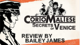 Corto Maltese - Secrets of Venice Review