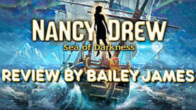 Nancy Drew: Sea of Darkness Review