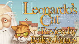 Leonardo's Cat Review