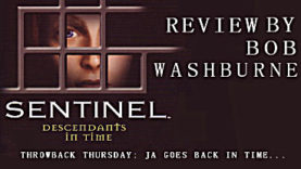 Throwback Thursday - Realms of Illusion-Sentinel aka Sentinel-Descendants in Time