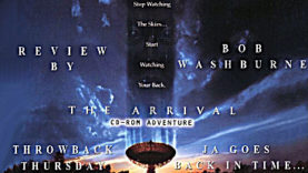 Throwback Thursday - The Arrival