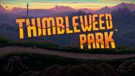 Thimbleweed Park to Flip the [Nintendo] Switch September 21st