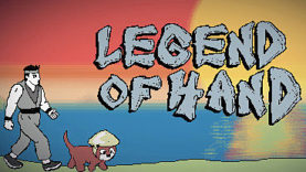 Legend of Hand Has Launched and is Up for Grabs