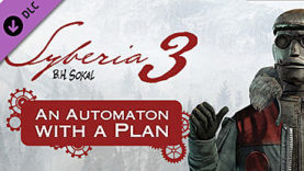 Oscar is An Automaton with a Plan in Syberia 3 DLC