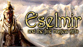 Eselmir and the five magical gifts to Appear January 12th