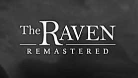 Quoth The Raven: Legacy of a Master Thief...I'm Baaack