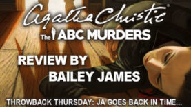 Throwback Thursday - Agatha Christie - The ABC Murders Review