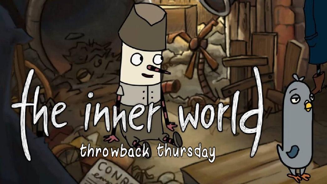 Throwback Thursday – The Inner World Review