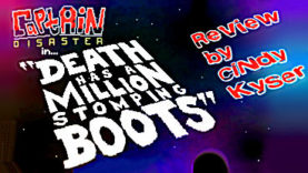 Captain Disaster: Death Has a Million Stomping Boots Review