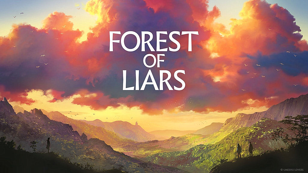 Umeshu Lovers Releases a Bona Fide Forest of Liars Announcement Trailer