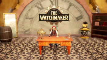 The Time for The Watchmaker is Almost Upon Us