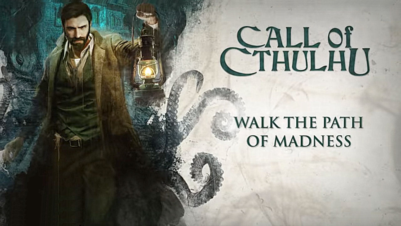 Call of Cthulhu Gameplay Trailer Released