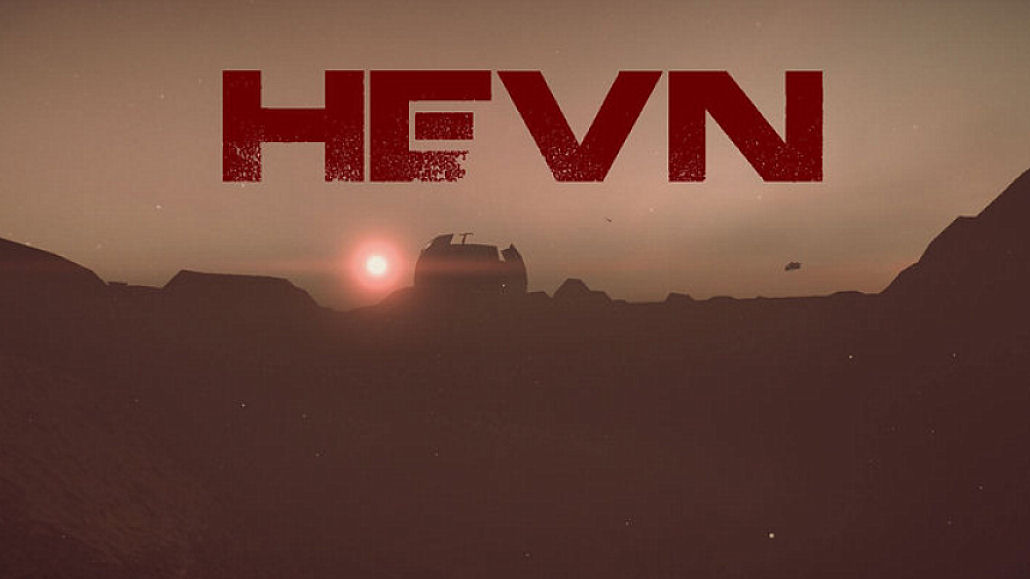 You Can Now Visit HEVN on Steam
