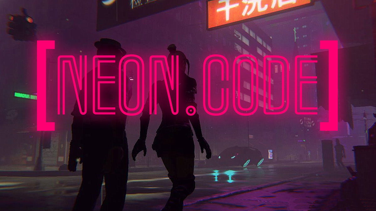 Neon Code: A Free Indie Adventure for Windows, Mac and Linux