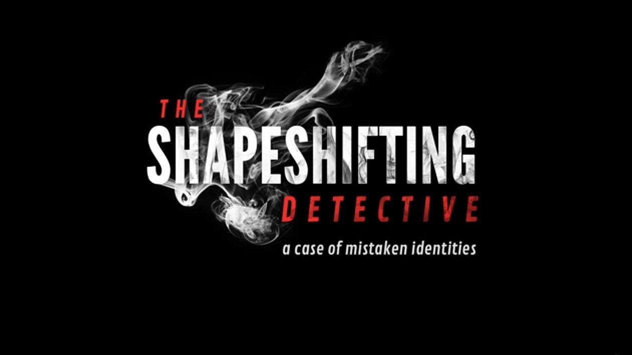 The Shapeshifting Detective to Arrive November 6th