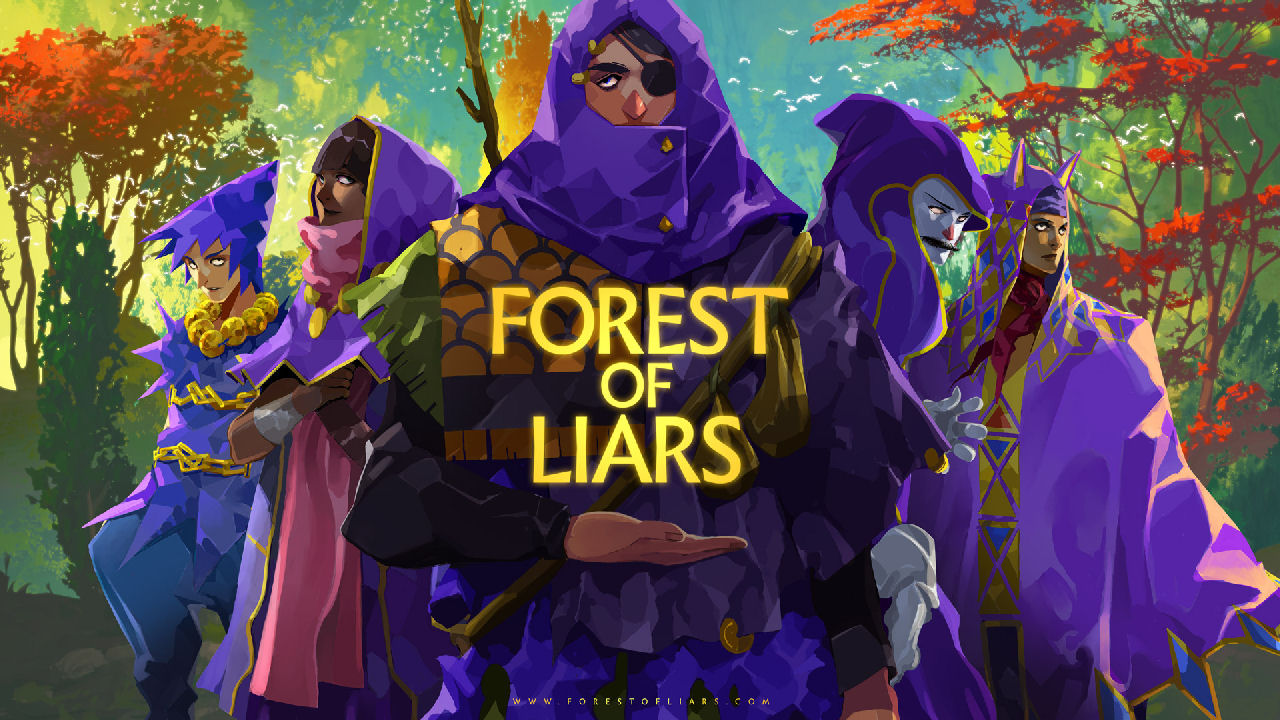 Artist Boell Oyino Has Joined the Forest of Liars Development Team