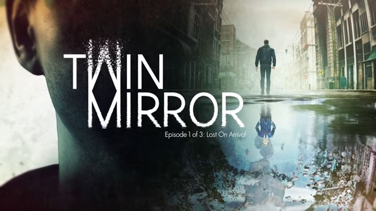 Twin Mirror: A Man and His Alter Ego See Everything
