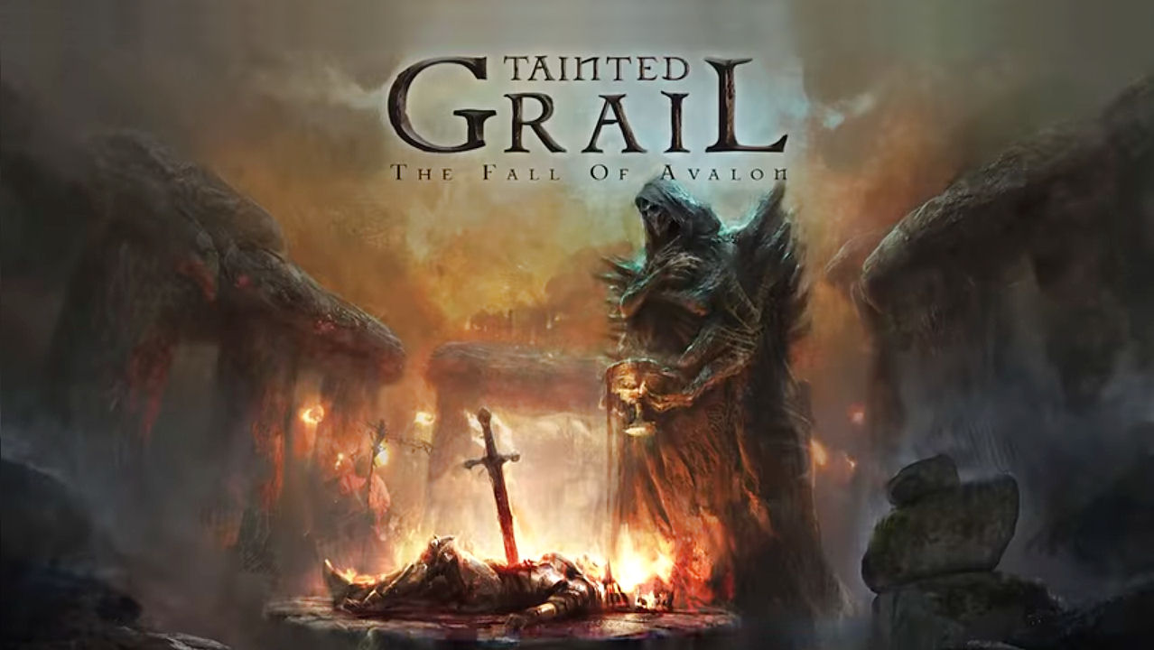 Board Game Tainted Grail: The Fall of Avalon is Also Coming to PC