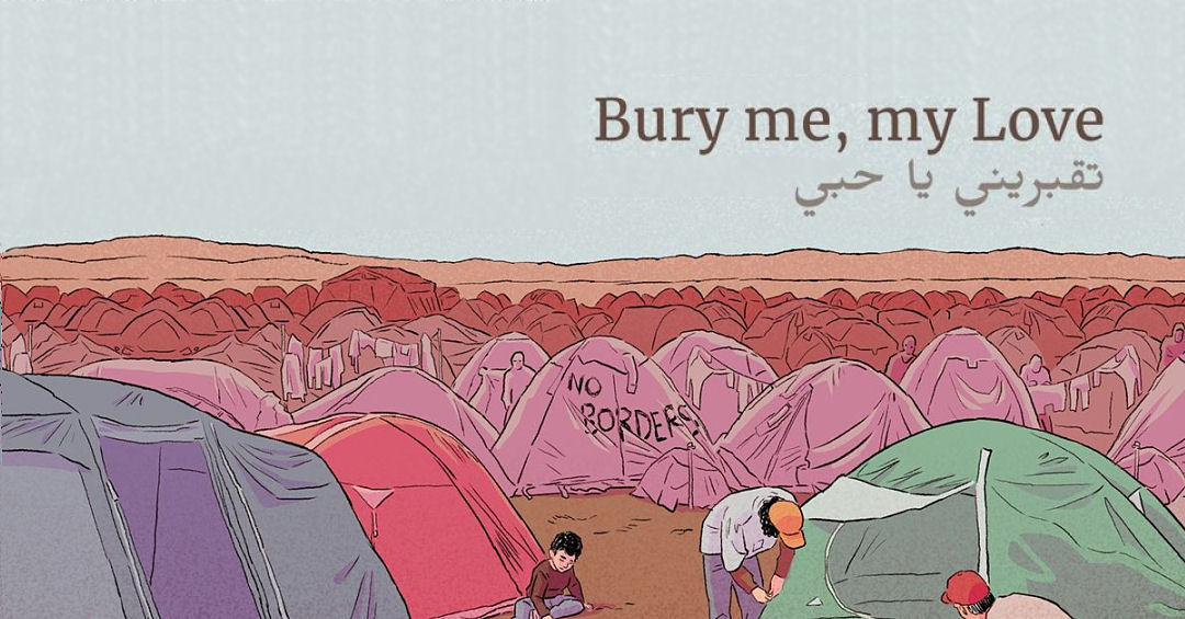 Bury me, my Love Comes to Windows and Nintendo Switch