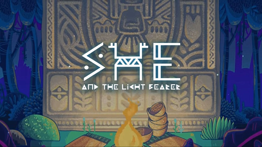 She and the Light Bearer is Now Available
