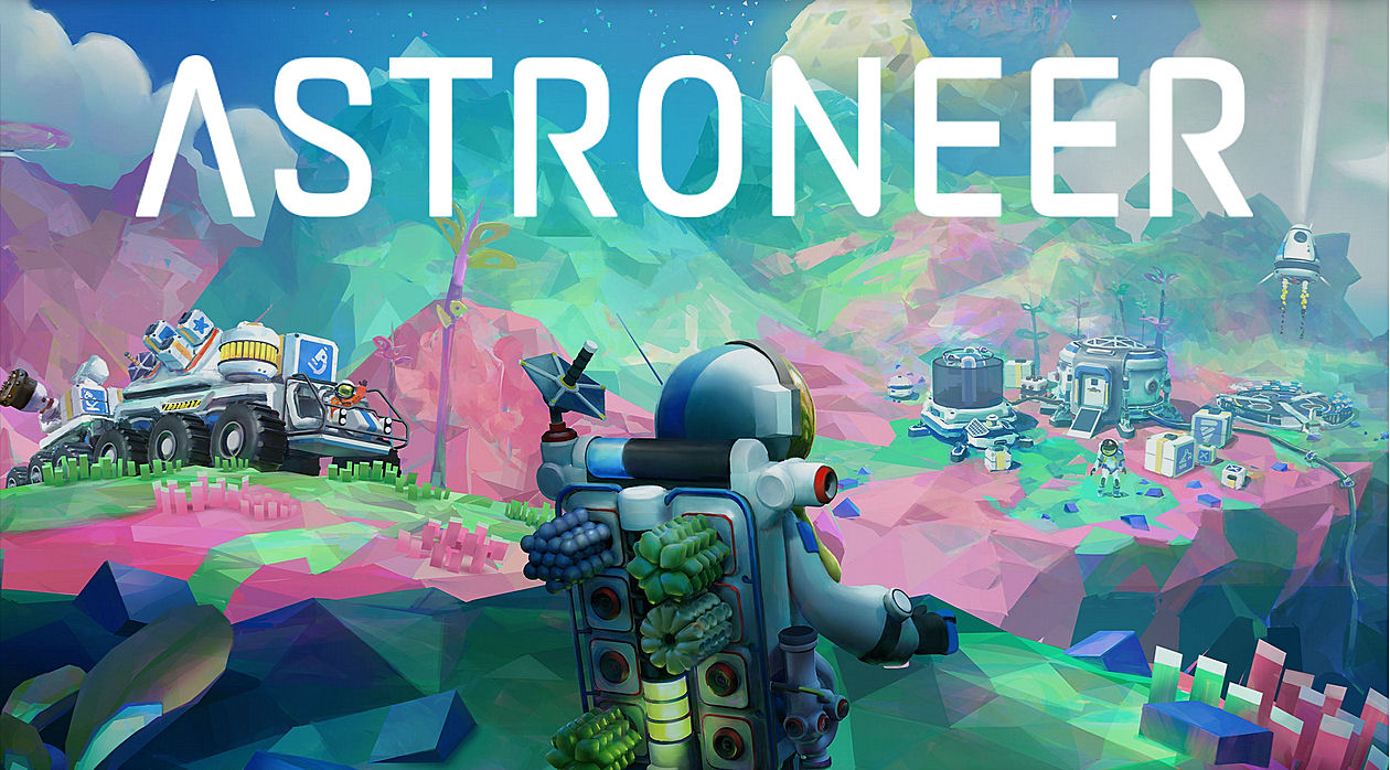 Astroneer Version 1.0 Flies Out of Early Access