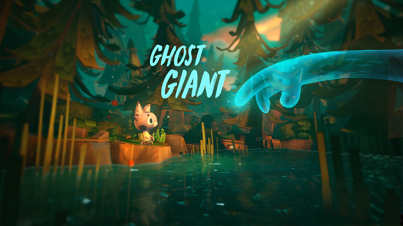 Become a Virtual Giant Ghost in...Well...Ghost Giant