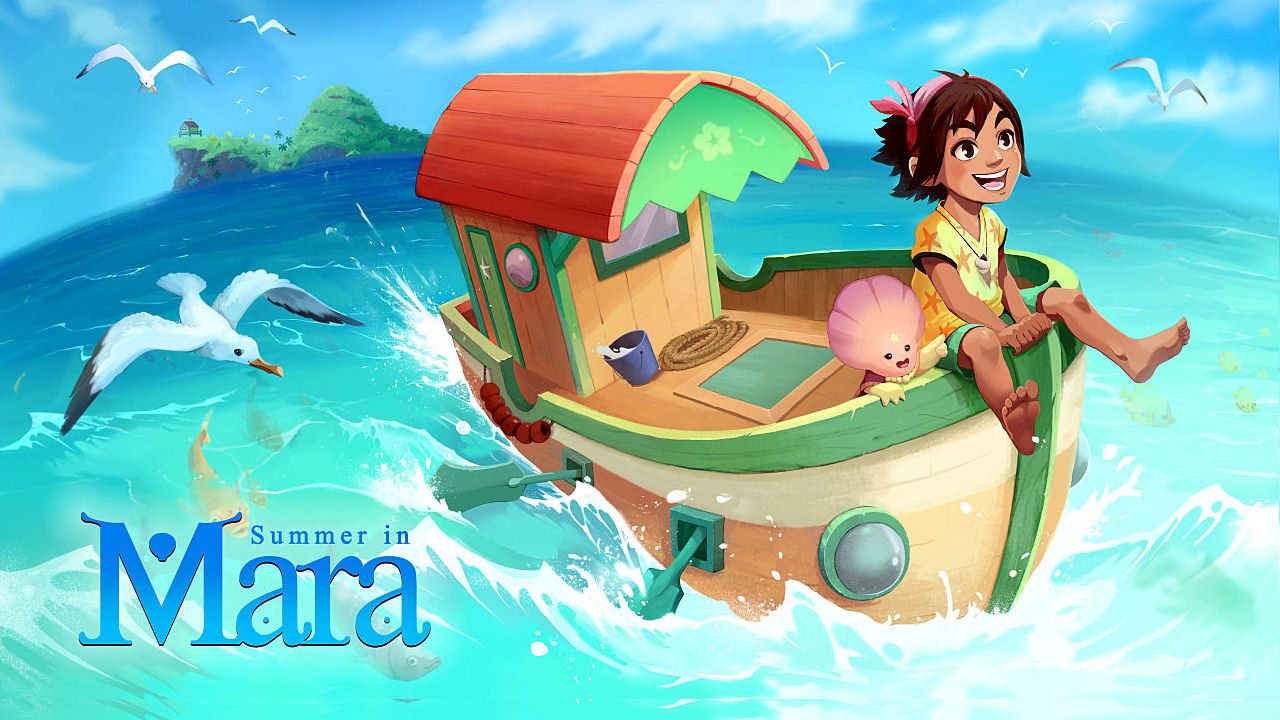 Go on a Whimsical Adventure in Summer in Mara