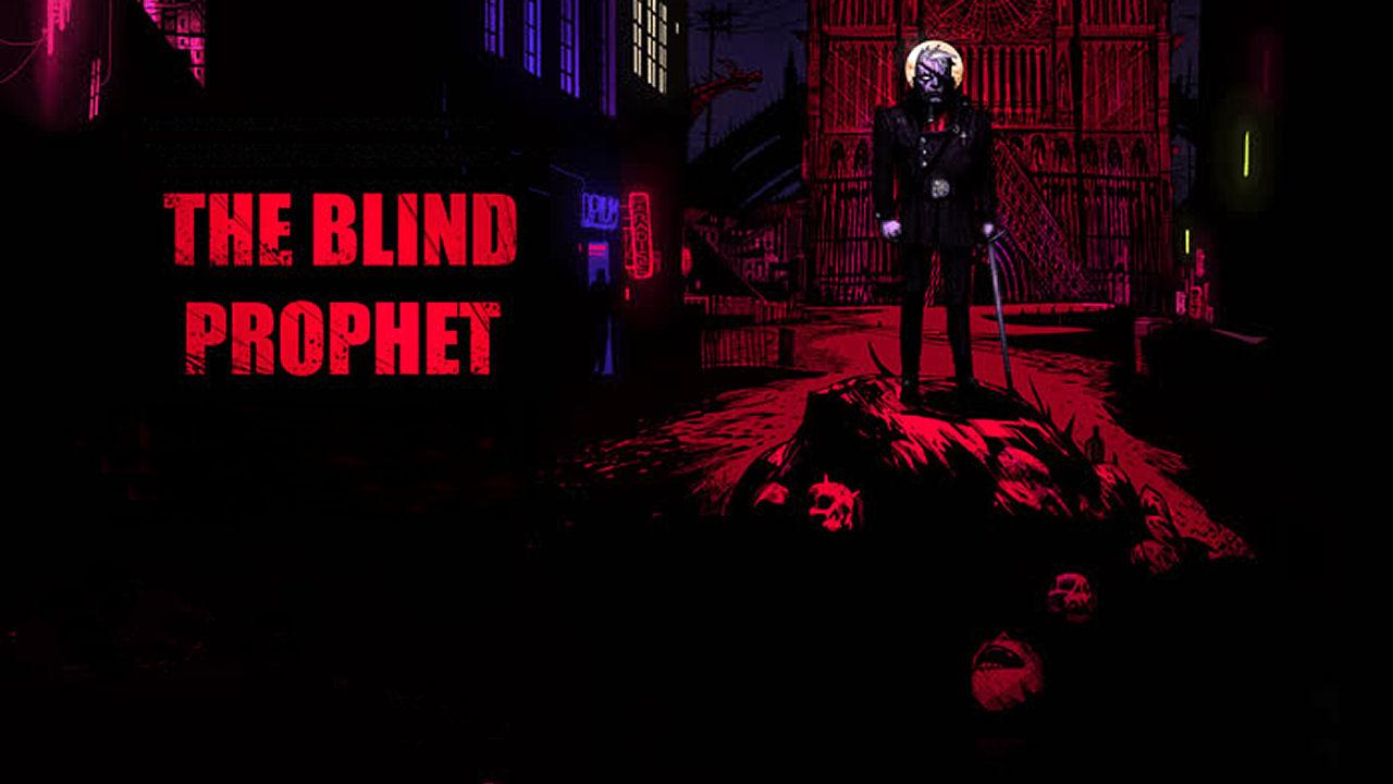 The Blind Prophet Exceeds Base Kickstarter Goal