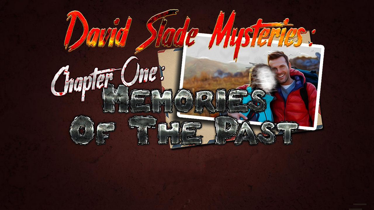 The David Slade Mystery Series is Still Alive