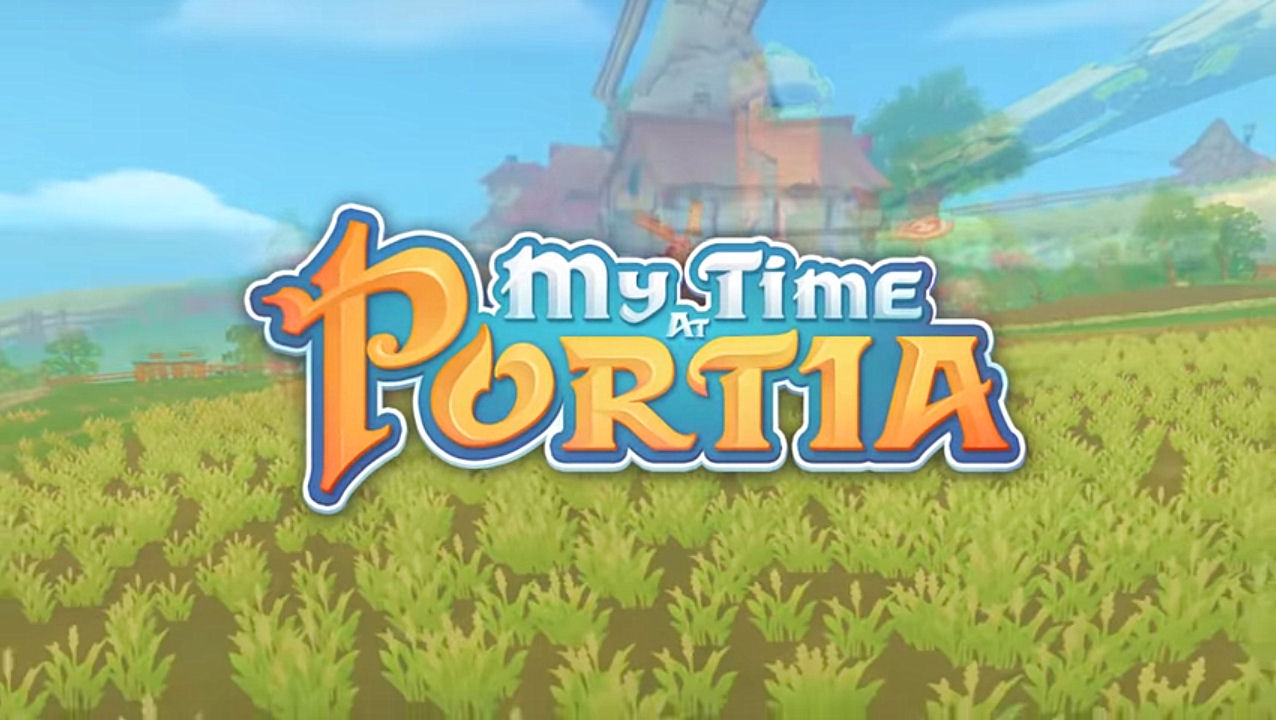 My Time at Portia to Launch April 16th on Xbox One, PS4 & Switch