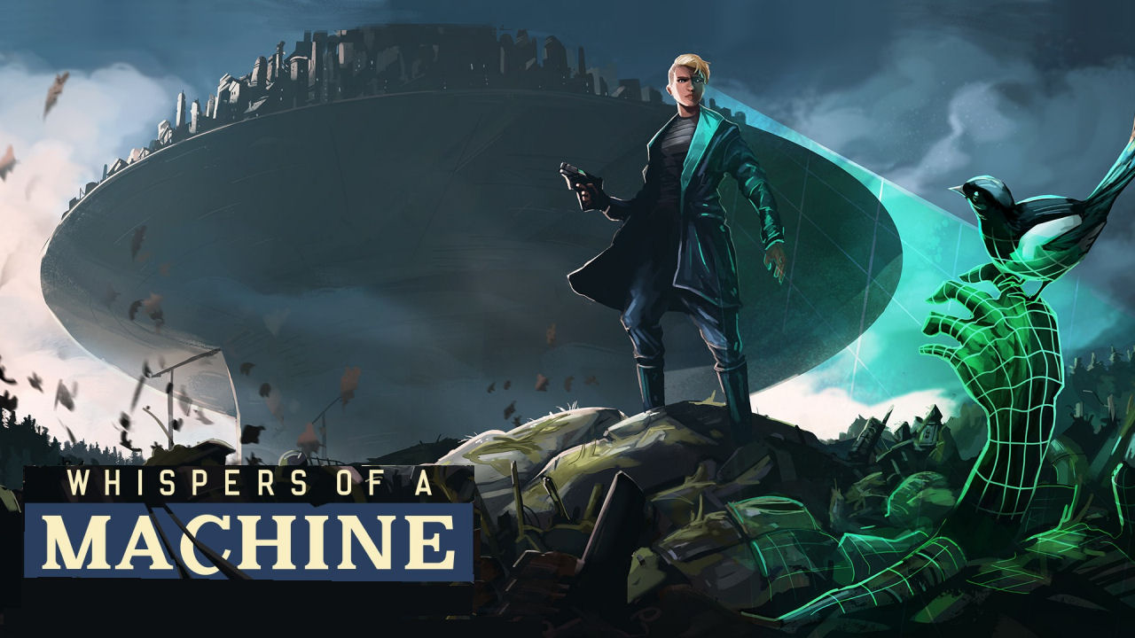 Whispers of a Machine Preview