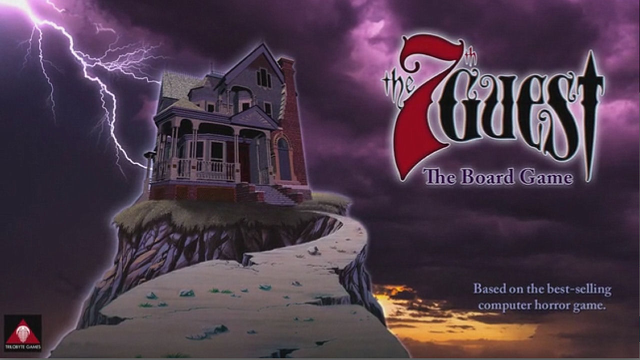 The 7th Guest Will Now Offer Lodging in a Tabletop Version