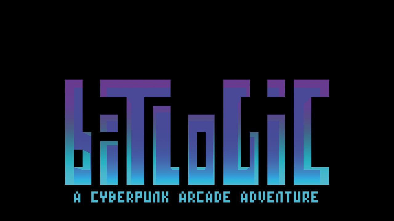 Bitlogic - A Cyberpunk Arcade Adventure Has Been Released