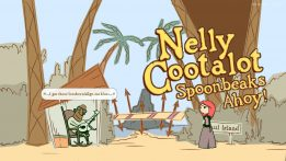 Nelly Cootalot Spoonbeaks Ahoy Review